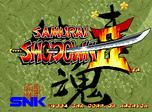 Samsho2 title