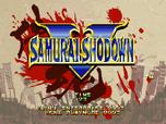 Samsho5 title