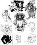 Samsho64 artwork yuga