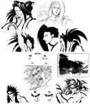 Samsho64 artwork sogetsu kazuki