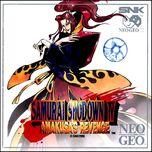 Samsho4 neogeocd boxart