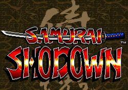 Samsho1 logo