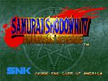 Samsho4 title