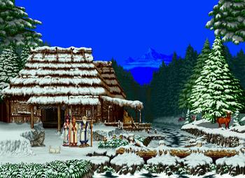 Northern Country, Samurai Shodown III version.