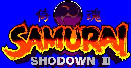 File:Samsho3 logo.png