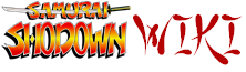 Samurai Shodown Wiki