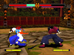 Samsho64 screenshot