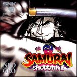 Samsho3 neogeocd na boxart