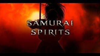 SAMURAI SPIRITS - Teaser Trailer