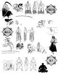 Samsho64 artwork ukyo genjuro
