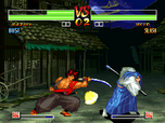 Samsho4 screenshot