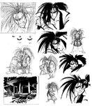 Samsho64 artwork haohmaru