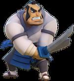 Samurai small