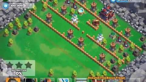 Samurai Siege Mission 51 Boom! Boom! Boom!