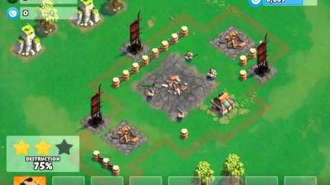 Samurai Siege Mission 2 Focus, Focus, Focus! (Unlock Archer Tower)