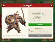 Mongol level 4