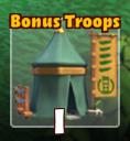 Bonus troops