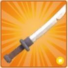 Irom long sword