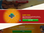 Jade lion unlock