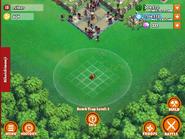 Bomb trap