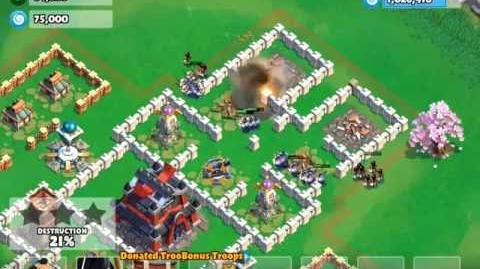 Samurai Siege Mission 32 Pirate Stronghold (100 Diamonds)