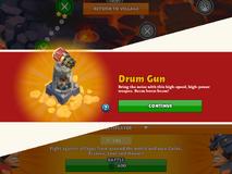 Drum gun details