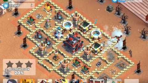 Samurai Siege Mission 63 A Giant Problem