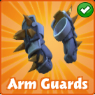 Arm-guards