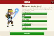 Essence Master Level 1