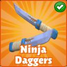 Ninja-daggers
