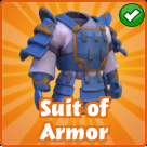 Suit-of-armor