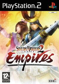 Samurai Warriors 2 Empires Cover