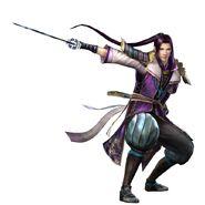 Mitsuhide Akechi SW4Render