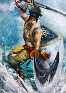 Musashi Miyamoto SW4 Artwork