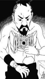 Furuta cyborg body