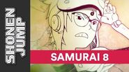 Samurai 8 The Tale of Hachimaru Announcement Trailer VIZ
