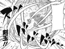 Daruma-using-Kongo-Yasha-Style-Sword-Sphere