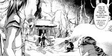 Akira ice aura