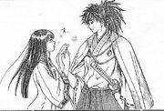 Sakuya and Kyoshiro