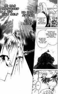 High level-samurai Taihaku