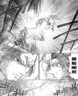 Shinrei vs Fubuki