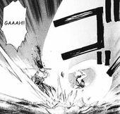 Tokito's fighting style