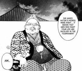Fake Ieyasu Tokugawa