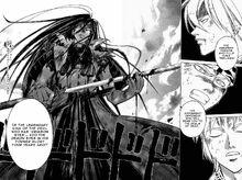 Kubira took Kyo's true body appearance
