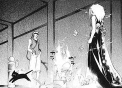 Fubuki killing intent