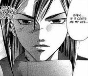 Saisei personality