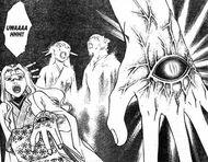 Akari medusa eye