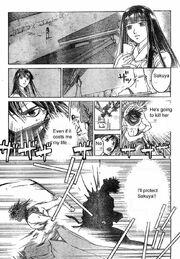 Kyoshiro kills Nozomu