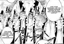 High class Mibu nobles