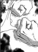Tokito stopping Bontenmaru Kosoga with three finger(2)